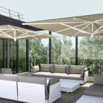 Mobilier de terrasse par RBC
