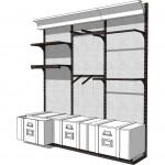 Modélisation mobilier dans Sketchup